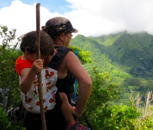 Manoa Cliff Trail